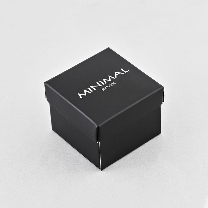 Кольорова коробочка (чорна) купить