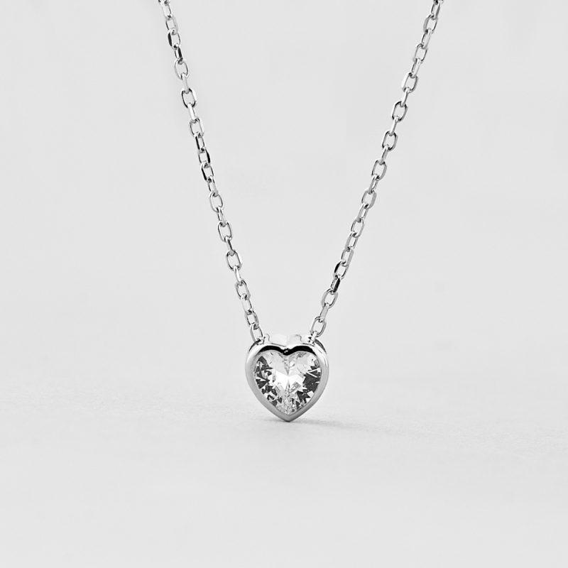 Підвіска Тендітне серце купить