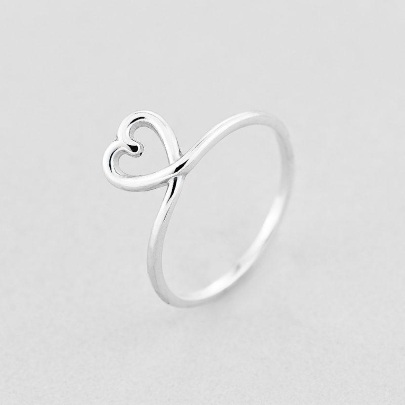 Кольцо Линия Любви купить