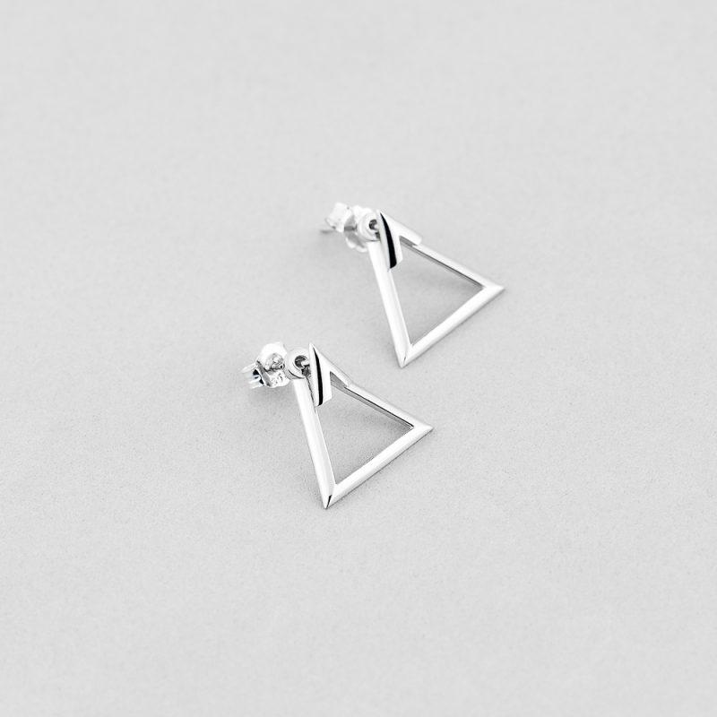 Сережки Трикутники купить