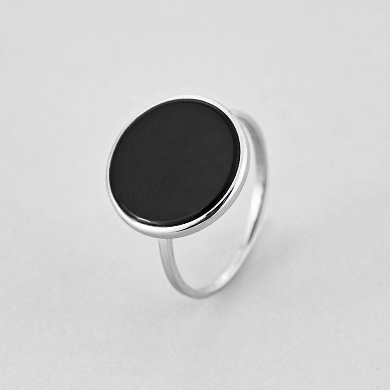 Кольцо Черная Любовь купить
