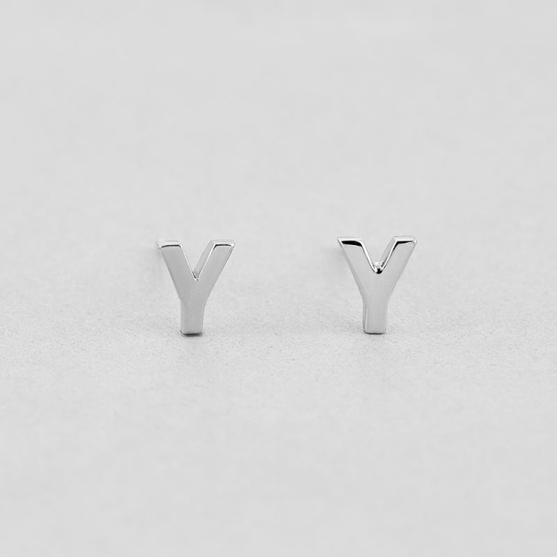 Сережки Letter Y купить