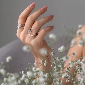 Как узнать размер кольца незаметно, и правильно?