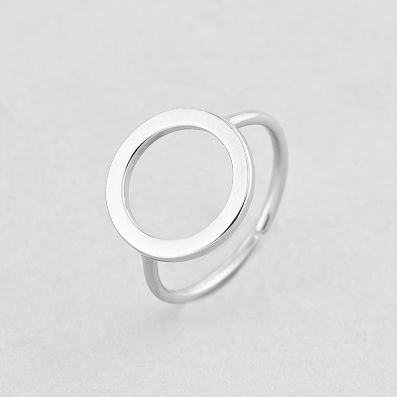 Кольцо Мечтательный круг купить