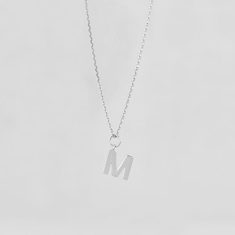 Підвіска Letter M недорого