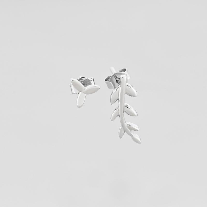 Сережки Срібна весна недорого